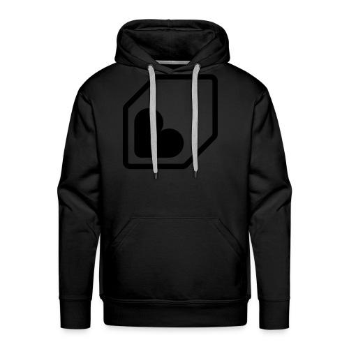 Black is best hoody - Men's Premium Hoodie