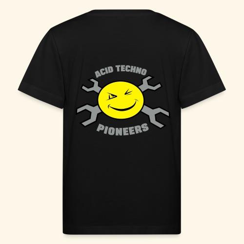 Acid Techno Pioneers Kids' Organic T-shirt - Kids' Organic T-Shirt