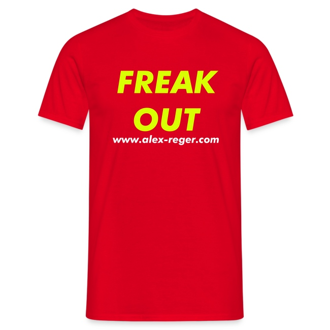 Freak Out Shirt rot