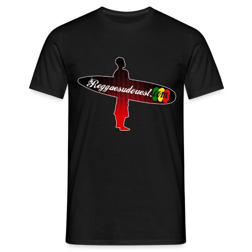 Tshirt Homme RSO Noir - T-shirt Homme