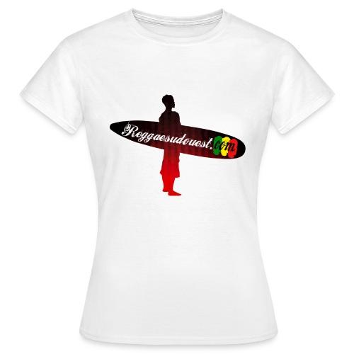 Tshirt Femme RSO Blanc - T-shirt Femme