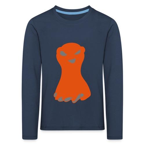 Fantôme - T-shirt manches longues Premium Enfant