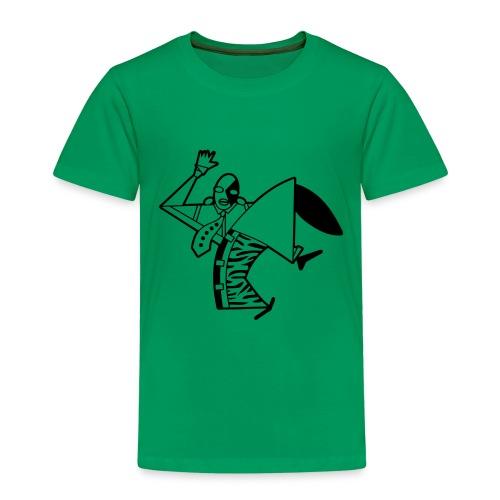 Silhouette africaine - T-shirt Premium Enfant