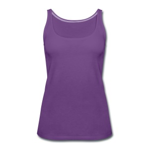 Tank Top Frauen  - Frauen Premium Tank Top