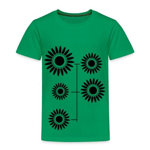 Fleurs Psychédéliques - T-shirt Premium Enfant