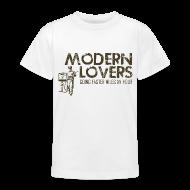 Shirts ~ Teenage T-shirt ~ Modern Lovers