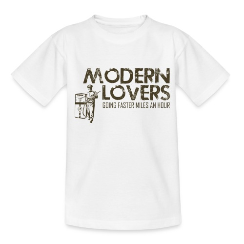 Modern Lovers - Teenage T-Shirt