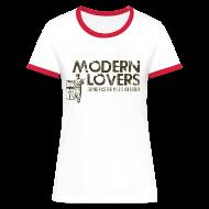 T-Shirts ~ Women's Ringer T-Shirt ~ Modern Lovers