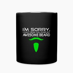 beard  Mugs & Drinkware