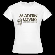 T-Shirts ~ Women's T-Shirt ~ Modern Lovers