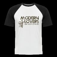T-Shirts ~ Men's Baseball T-Shirt ~ Modern Lovers