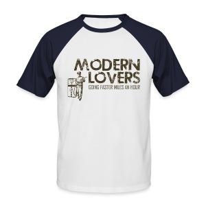 Modern Lovers - Men's Baseball T-Shirt
