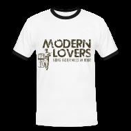 T-Shirts ~ Men's Ringer Shirt ~ Modern Lovers