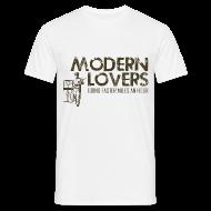T-Shirts ~ Men's T-Shirt ~ Modern Lovers