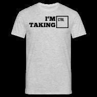i_am_taking_control1_1f T-Shirts