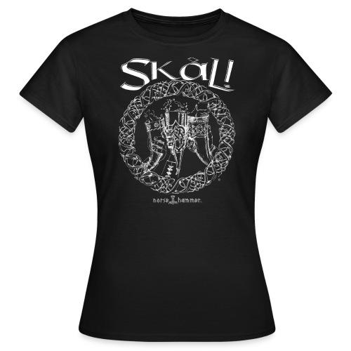 Skal 1 - Frauen T-Shirt