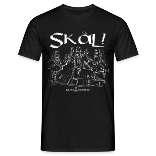 Skal 2 - Männer T-Shirt