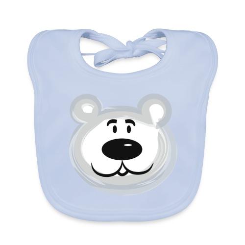 THE TEDDY BABY - Baby Organic Bib