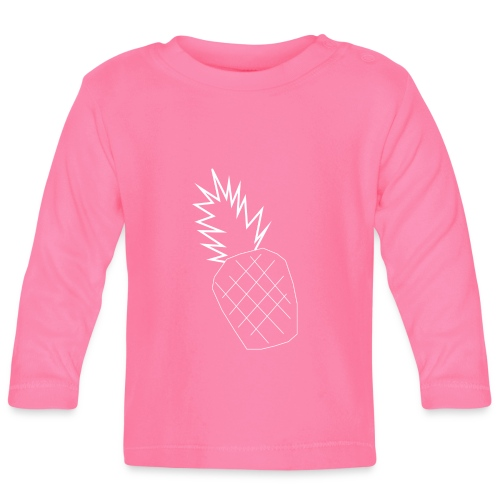 PINEAPPLE BABY - Baby Long Sleeve T-Shirt
