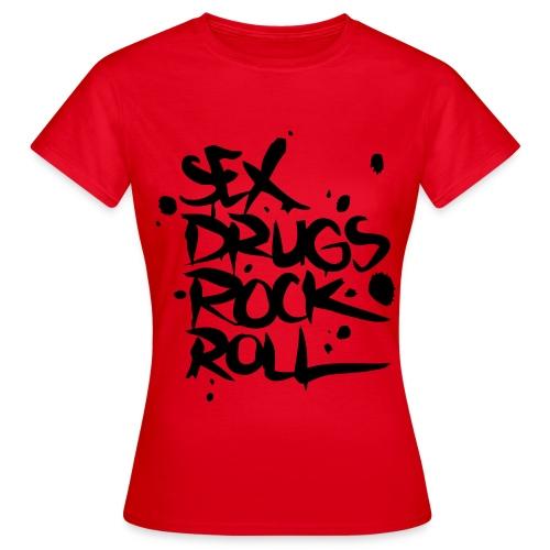 Little Monstaaa - Frauen T-Shirt