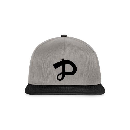 Snapback Pig&Donkey Grijs - Snapback cap