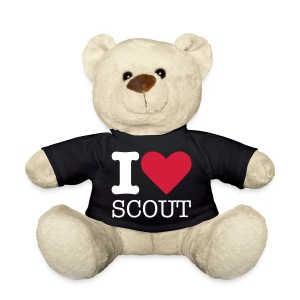 Orsetto I Love Scout - Orsetto