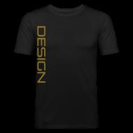 Tee shirts ~ Tee shirt près du corps Homme ~ Numéro de l'article 101595417