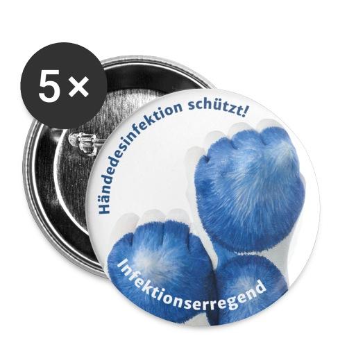 Buttons MRSA - Buttons groß 56 mm