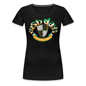 Irish Days Girlie-Shirt - Frauen Premium T-Shirt