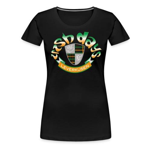 Irish Days Girlie-Shirt - Frauen Premium T-Shirt