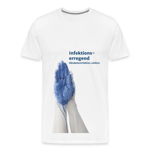 T-Shirt MRGN - Männer Premium T-Shirt