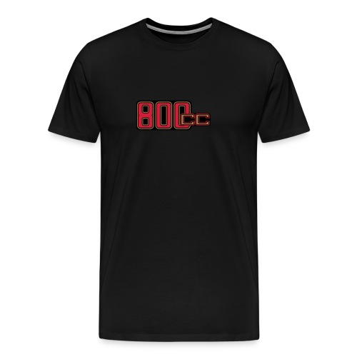 Beemer_800cc - Männer Premium T-Shirt