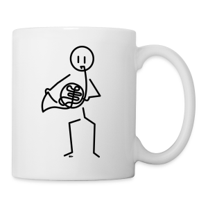 Hornist [single-sided] - Mug