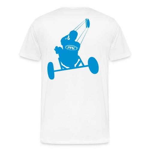 PPKites buggy 3 Tshirt - Men's Premium T-Shirt