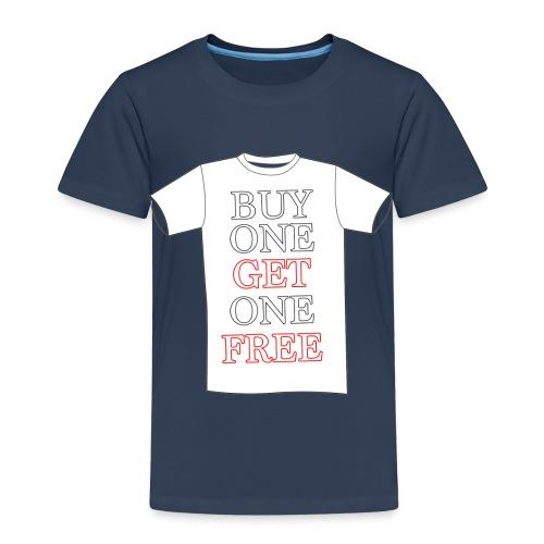 Maglietta Premium per bambini