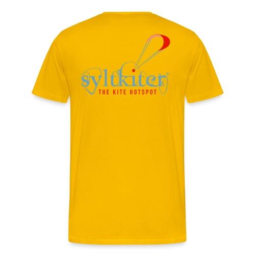 Syltkiter T-Shirt  - Männer Premium T-Shirt
