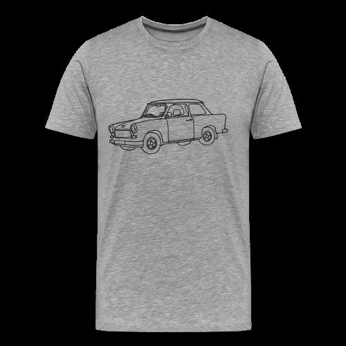 Männer T-Shirt Trabi Trabant