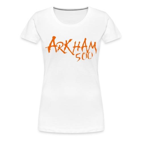 Premium T-Shirt Women - Premium T-skjorte for kvinner
