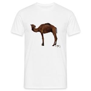 Kamel - Männer T-Shirt