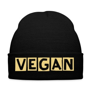 Vegan Winter Hat - green - Winter Hat