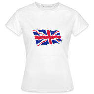 T-shirts ~ Vrouwen T-shirt ~ UK