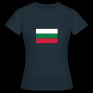 T-shirts ~ Vrouwen T-shirt ~ Bulgarije