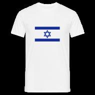 T-shirts ~ Mannen T-shirt ~ Israel