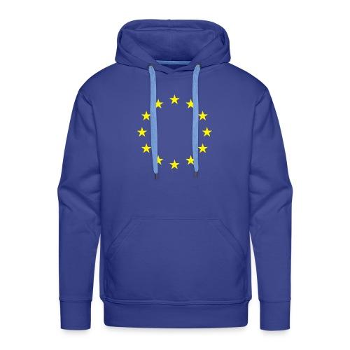 Europese Unie - Mannen Premium hoodie