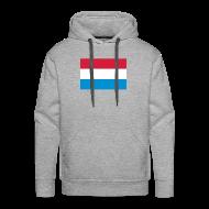 Sweaters ~ Mannen Premium hoodie ~ Nederland