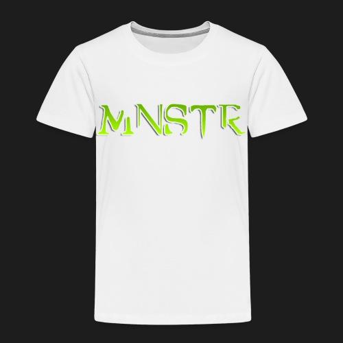 Monster Shirt Kids - Kinder Premium T-Shirt