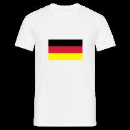 T-shirts ~ Mannen T-shirt ~ Duitsland