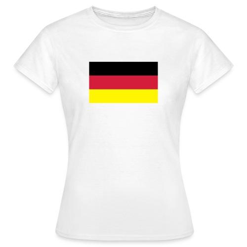 Duitsland - Vrouwen T-shirt