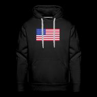 Sweaters ~ Mannen Premium hoodie ~ USA