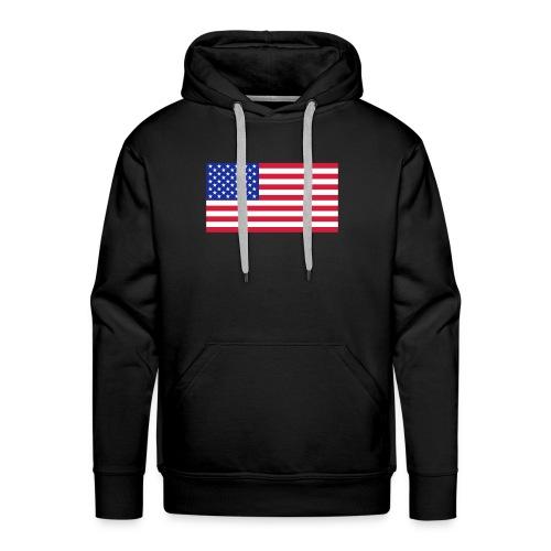 USA - Mannen Premium hoodie